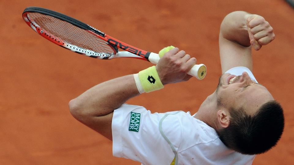 Outra zebra em Roland Garros: Robin Soderling vence Rafael Nadal, em 2009. Até esse ano, foi a única derrota do espanhol no torneio