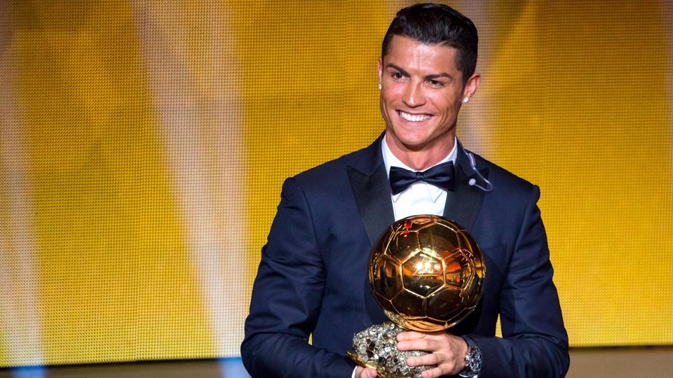 Foi a terceira vez que o craque do Real Madrid conquistou o prêmio