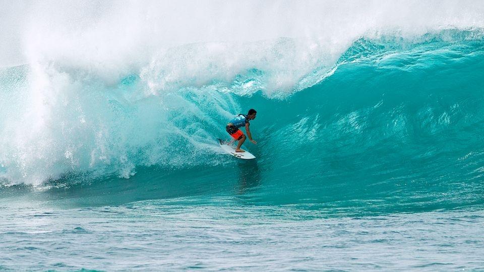 Em Dezembro de 2012 Ricardo dos Santos foi convidado para competir no WCT Pipe Masters no Havaí