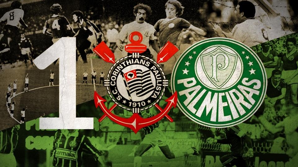f3501835c6 O que é um Corinthians x Palmeiras