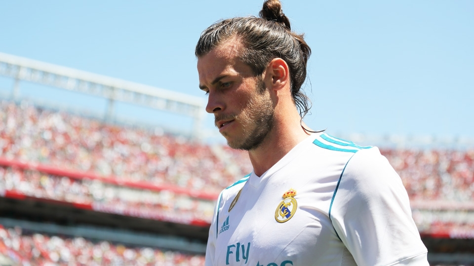 Bale: 17º no Fifa 18, com 89 pontos; 6º maior valor no Transfermarkt, 80 milhões de euros