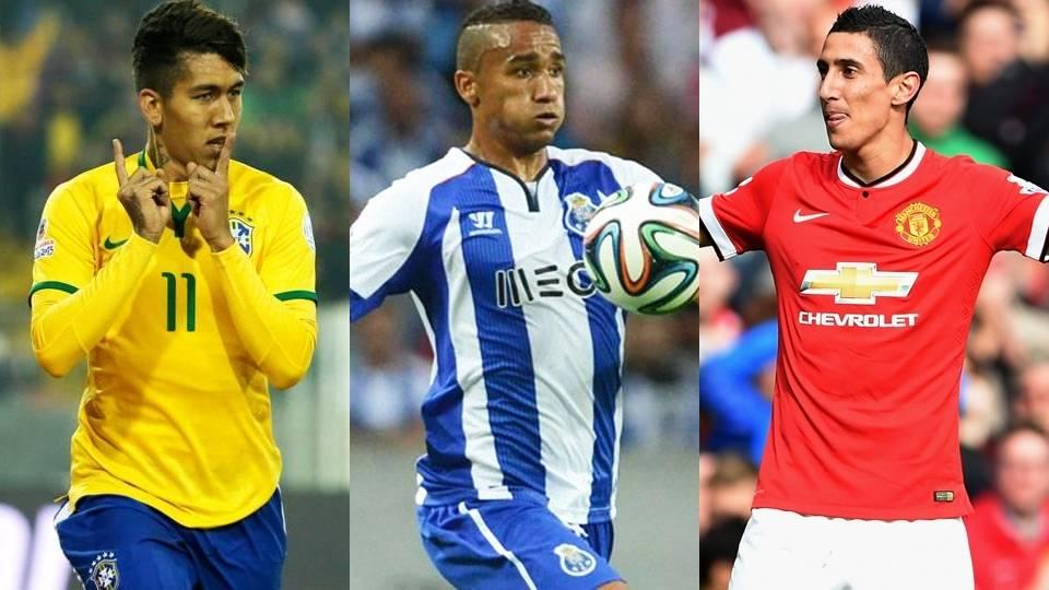 O top 10 das transferências mais caras da Europa até agora movimentou 415,5 milhões de euros, ou R$ 1,6 bilhão! Dois brasileiros estão na lista; veja