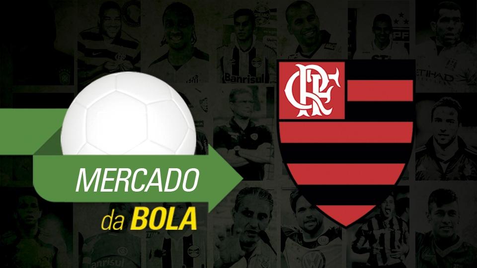 Veja as principais especulações de mercado do Flamengo