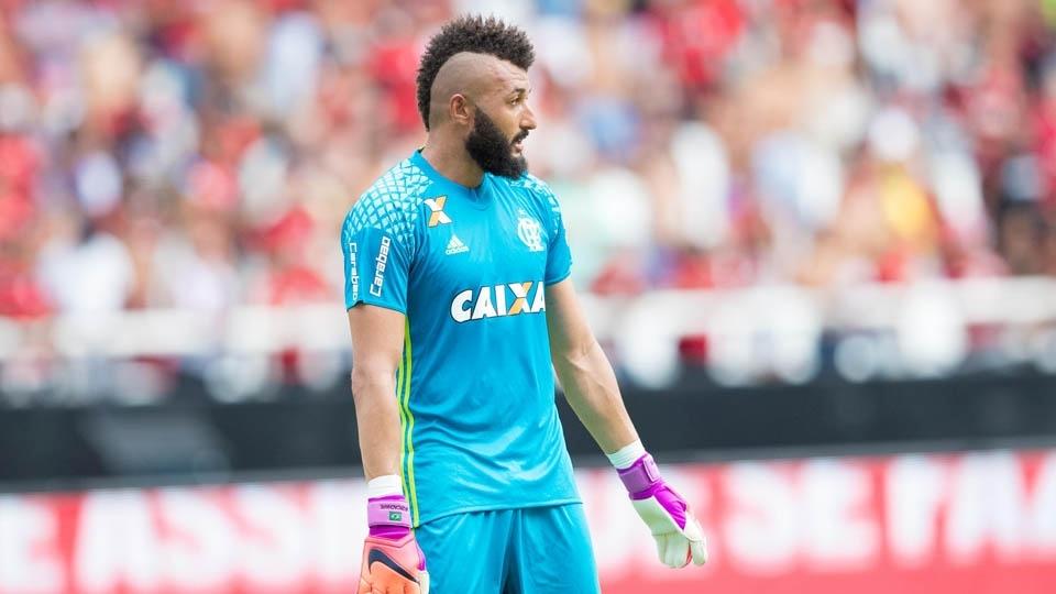 Alex Muralha: o goleiro foi chamado por Tite para jogos das eliminatórias e amistosos. Não chegou ainda a entrar em campo