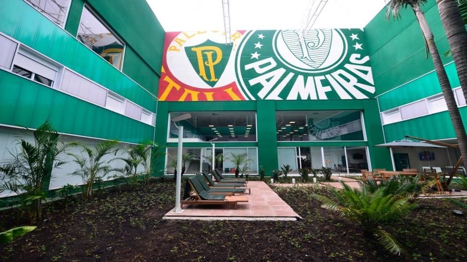 Centro de Excelência na Academia de Futebol, na Barra Funda