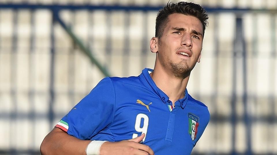 Revelado pela Inter de Milão, o atacante Federico Bonazzoli foi vendido à Sampdoria em 2015 e acabou emprestado a Lanciano e Brescia