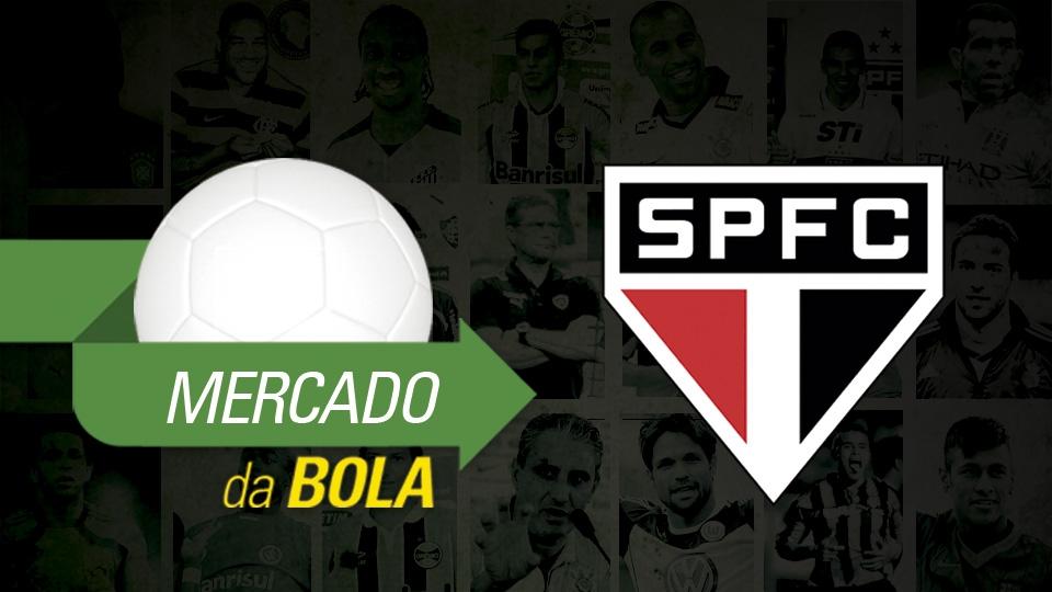 Veja as principais especulações de mercado do São Paulo