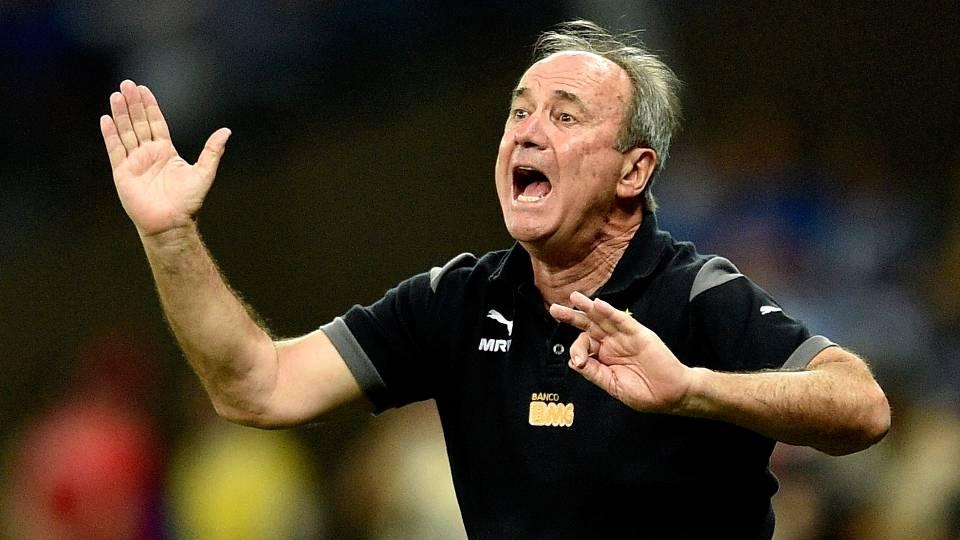 Levir Culpi-Atlético MG: Tem seis títulos na carreira, mas a Libertadores ainda falta. No ano passado, também levou o time mineiro às oitavas de final