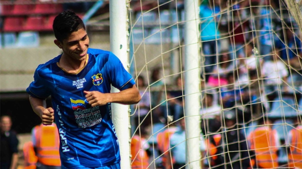 FASE DE GRUPOS: Zulia, Venezeula - vice-campeão venezuelano