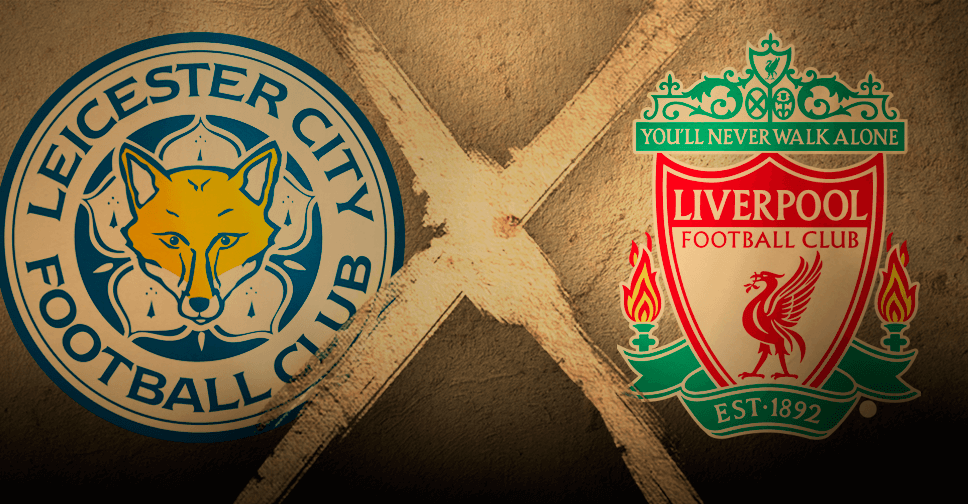 LEICESTER CITY X LIVERPOOL