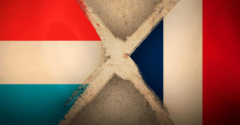 ELIMINATÓRIAS PARA COPA: LUXEMBURGO X FRANÇA