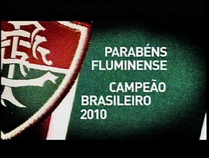 VÍDEO  Clipe faz homenagem ao bicampeonato brasileiro do Fluminense   assista! - ESPN 54c8c98009ef0
