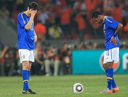 VÍDEO  Pane contra a Holanda tira o Brasil de Dunga da Copa ... 82b49cb3a6f03