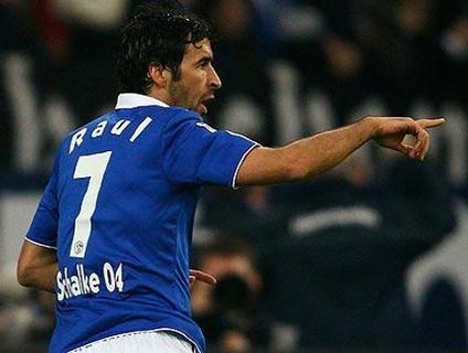 Veja a goleada do Schalke 04!