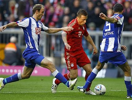 Clique no player para ver todos os gols da 9ª rodada da Bundesliga!