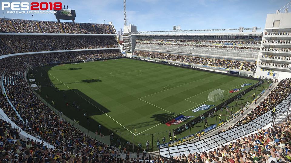 Estádio Alberto J. Armando, 'La Bombonera'