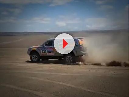 VÍDEO: Conheça o percurso da quinta etapa, no Deserto do Atacama