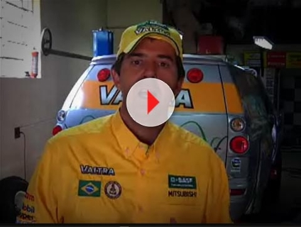 VÍDEO: Preparação em cima da hora para o Rali Dacar