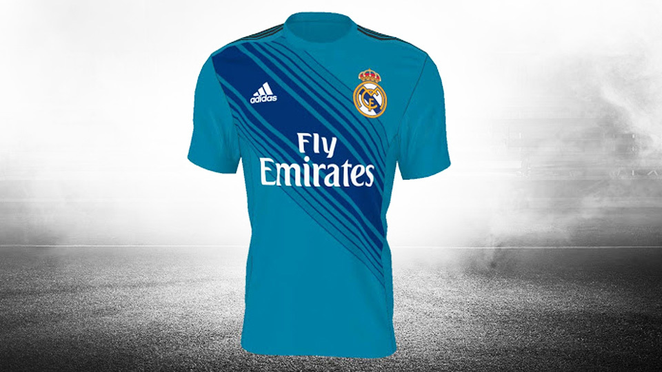 40793c0aca Camisa do Real Madrid que não foi aprovada