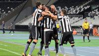 Botafogo vem de vitória contra o Sport