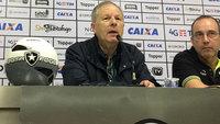 Veja, na íntegra, esclarecimento do presidente do Botafogo sobre caso de injúria racial na Copa do Brasil