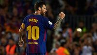 Messi gostou da vinda de Paulinho
