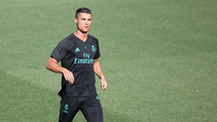 Cristiano Ronaldo está de fora da Supercopa da Espanha