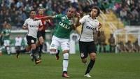 Chapecoense e Corinthians em última partida na Arena Condá