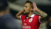 Seferovic fez o gol da vitória do Benfica