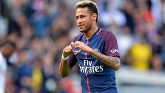 a922cee629686 Neymar durante um jogo pelo PSG