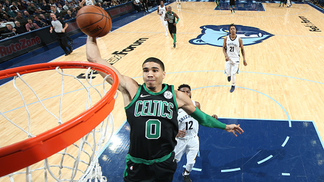Tatum Celtics Grizzlies NBA 16/12/17