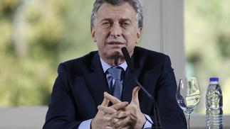 Mauricio Macri, presidente da Argentina, oficializará candidatura conjunta com Uruguai