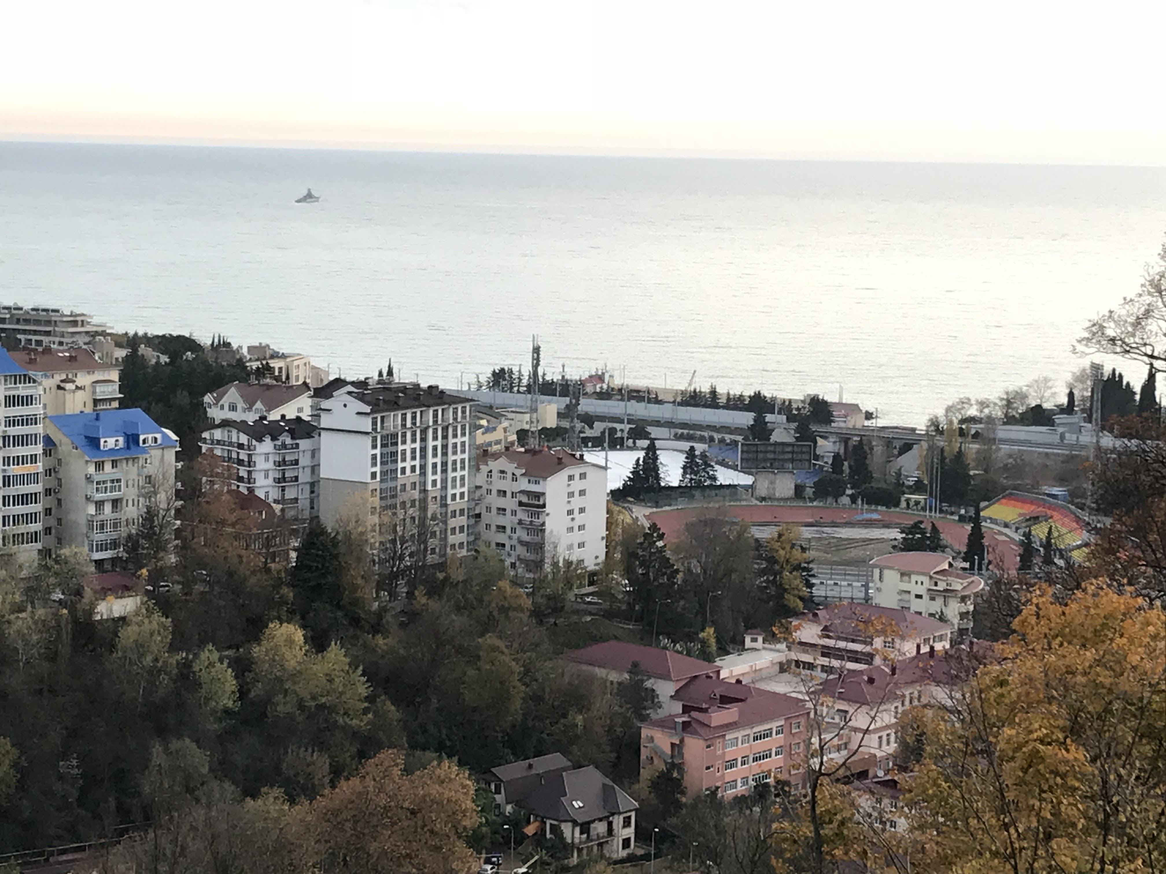 A cidade no Mar Negro será a casa da Seleção a partir de 10 de junho