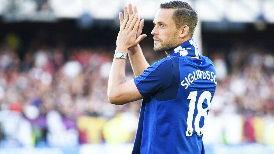 9º - Sigurdsson (49,4 milhões de euros, R$ 184 milhões): será o camisa 18 do Everton