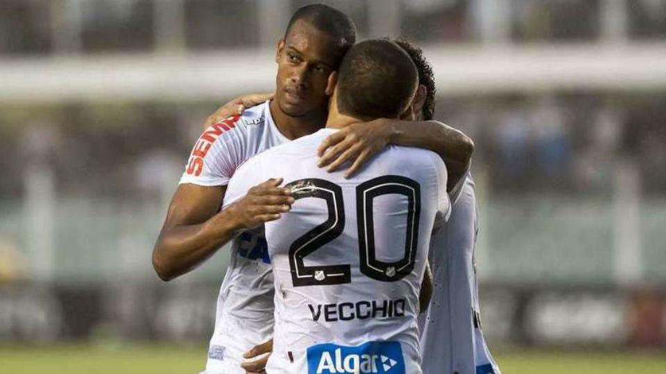 Santos (Brasil) - fase de grupos - 3º colocado no Brasil