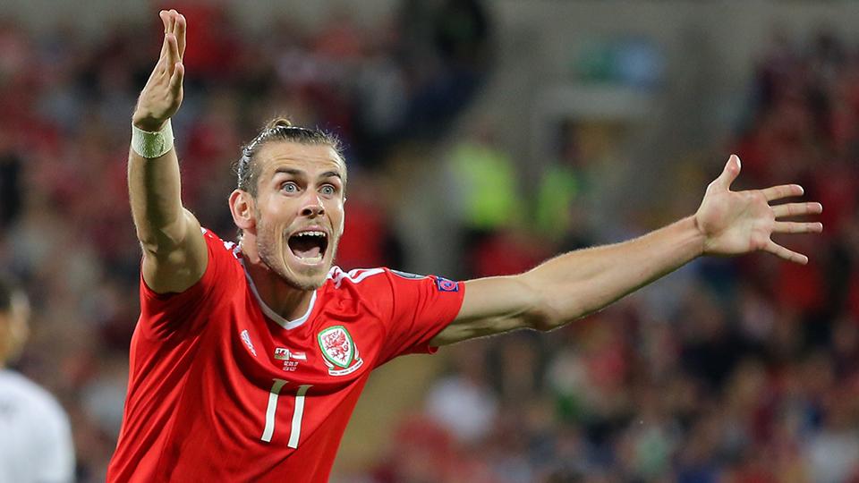 ATACANTE: Gareth Bale, País de Gales e Real Madrid - € 80 milhões (R$ 300 milhões); opção: Eden Dzeko (Bósnia e Roma - € 22 milhões)