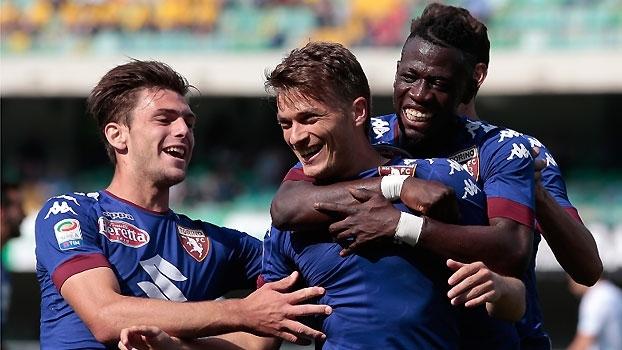 Assista aos gols da vitória do Torino sobre o Chievo, por 3 a 1 no Campeonato Italiano