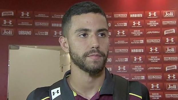 Renan Ribeiro diz que torcida do São Paulo pode confiar no time e garante: 'Grupo muito fechado'