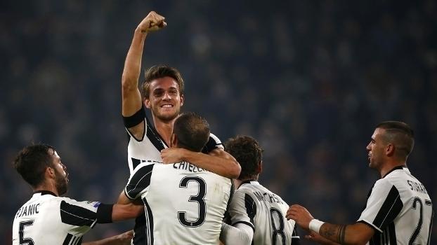 Italiano: Gols de Juventus 3 x 1 Atalanta