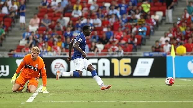 Em torneio amistoso em Cingapura, Everton vence Stoke City nos pênaltis