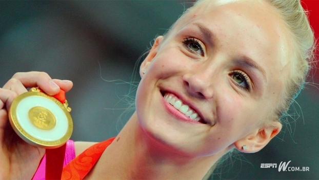 Você sabia? Campeã olímpica, americana Nastia Liukin é filha de ginastas da União Soviética