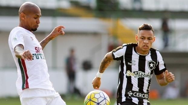Brasileiro: Gol de Botafogo 1 x 0 Fluminense