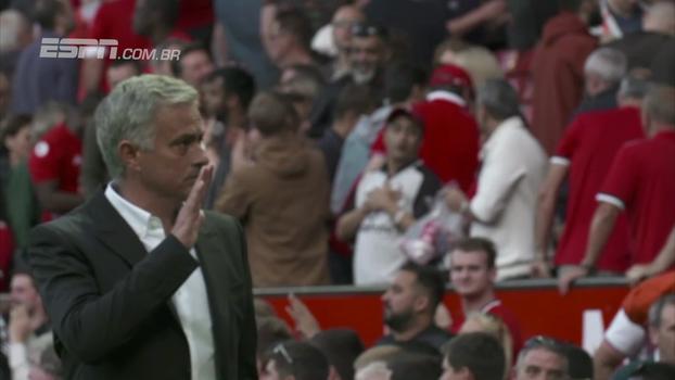 Special One? Números mostram que United de Mourinho joga como time pequeno