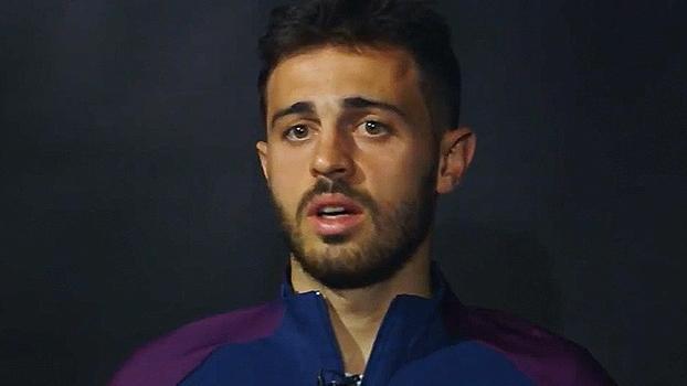 Bernardo Silva rasga elogios ao novo 'professor': 'Você não diz não para Guardiola'