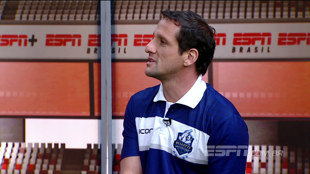 Belletti relembra derrota para o Cruzeiro na final da Copa do Brasil de 2000: 'Era para ser nosso...'