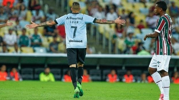 Copa do Brasil: Gols de Fluminense 0 x 2 Grêmio