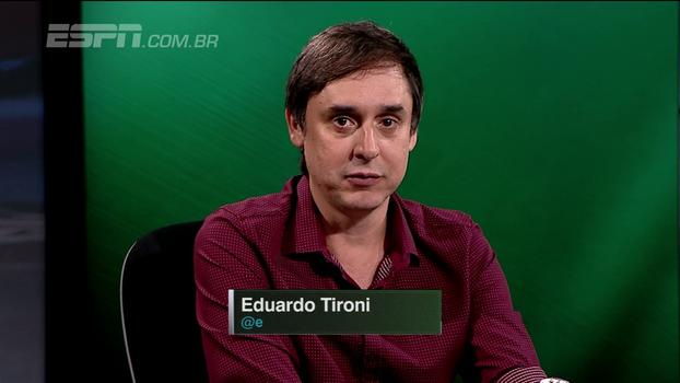 Eduardo Tironi diz o que o Corinthians faz e o Flamengo não: 'Diferença fundamental'