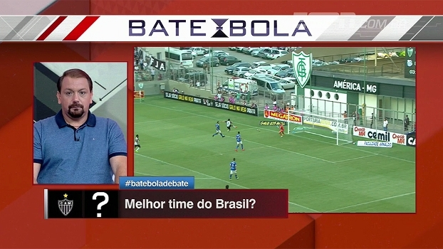 Alê Oliveira analisa Fred em 2017 e quer mais competitividade do Atlético-MG na Libertadores