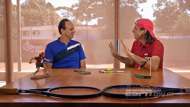 Tênis, amor ao esporte e futuro no futebol: Fininho entrevista Rogério Ceni