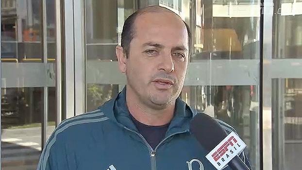 Cícero Souza dá maiores detalhes sobre a confusão após o fim da partida
